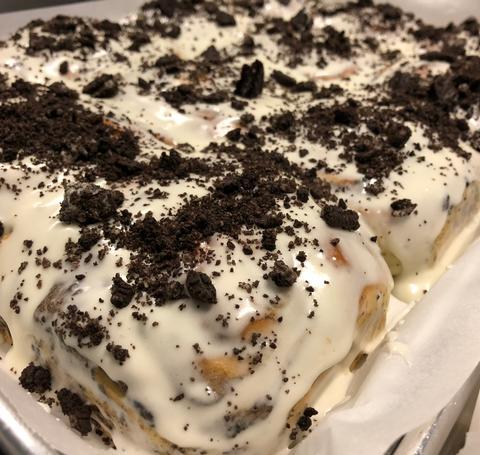 Pastry.